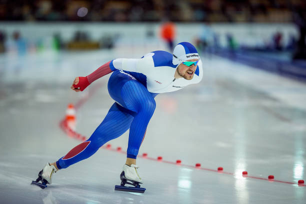 RUS: European Speed Skating Championships - Kolomna