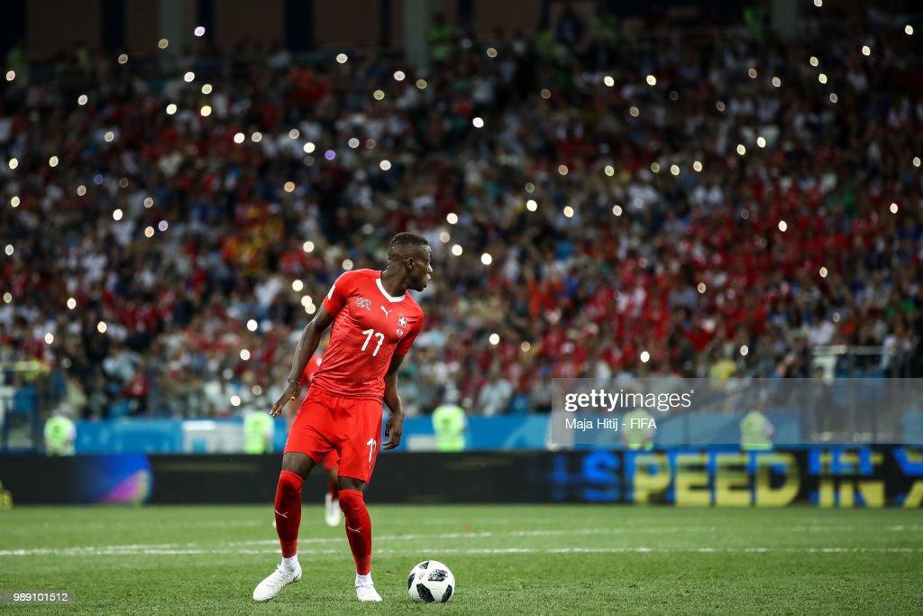 Switzerland v Costa Rica: Group E - 2018 FIFA World Cup Russia : News Photo