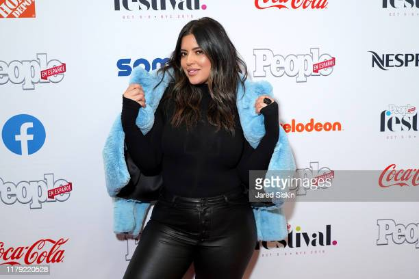 Denise Bidot attends People en Español 6th Annual Festival To Celebrate Hispanic Heritage Month Day 1 on October 05 2019 in New York City