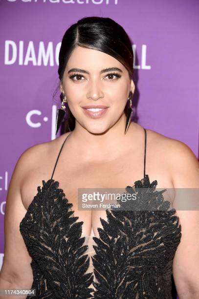 Denise Bidot attends Rihanna's 5th Annual Diamond Ball at Cipriani Wall Street on September 12 2019 in New York City