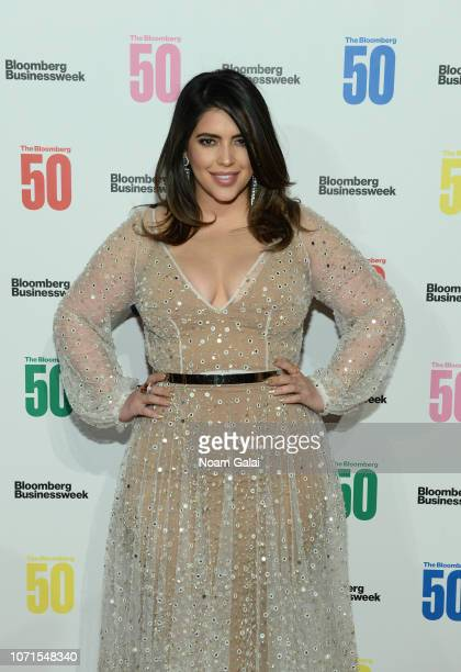 Denise Bidot attends The Bloomberg 50 Celebration at Cipriani 25 Broadway on December 10 2018 in New York City