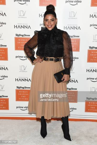Denise Bidot attends the Rolling Stone's Women Shaping The Future Brunch at the Altman Building on March 20 2019 in New York City