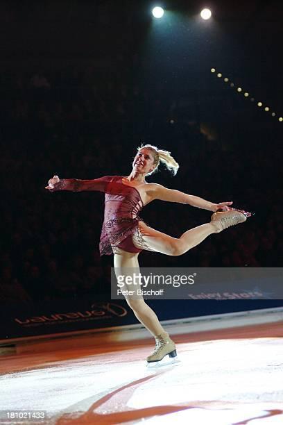 """Denise Biellmann, Eiskunstlauf-Gala: """"Enjoy the Stars on Ice"""", Leipzig, , """"Arena Leipzig"""", Sport, Sportlerin, Eislauf, Eis laufen,..."""