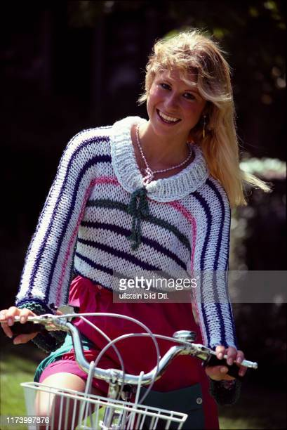 Denise Biellmann figure skater 1982