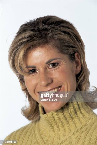 Denise Biellmann Portrait