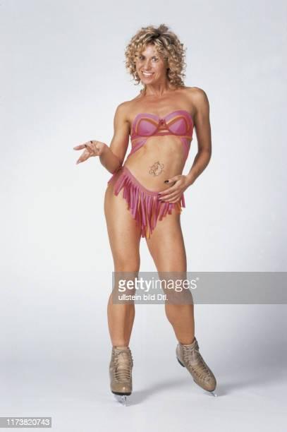 Denise Biellmann sexy