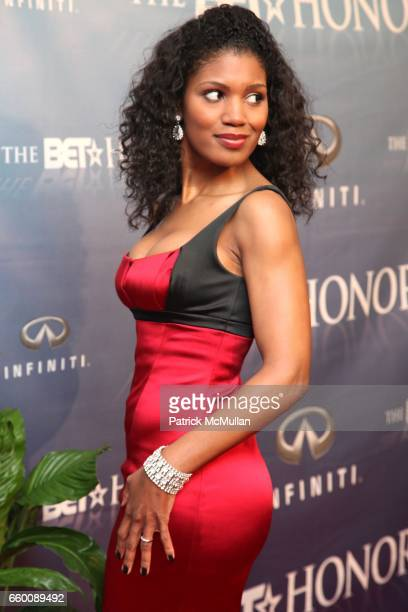 Denise Boutte attends BET HONORS Award Ceremony Arrivals at Warner Theater on January 17 2009