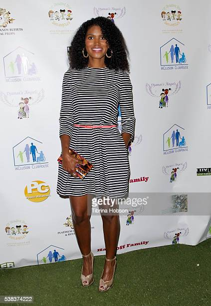 Denise Boutte attends DJanai's Angels 3rd Annual Special Needs Family Prom on June 5 2016 in Los Angeles California