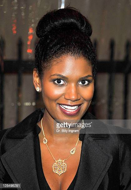 Denise Boutte attends the 10th Annual Heroes in the Struggle Gala at the Avalon on December 1 2010 in Hollywood California