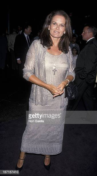 Denise Brown attends the premiere of Castle Rock on August 11 2000 at the Director's Guild Theater in Hollywood California