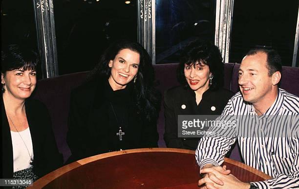 Denise Brown during Denise Brown at Iridium 1994 at Iridium in New York City New York United States
