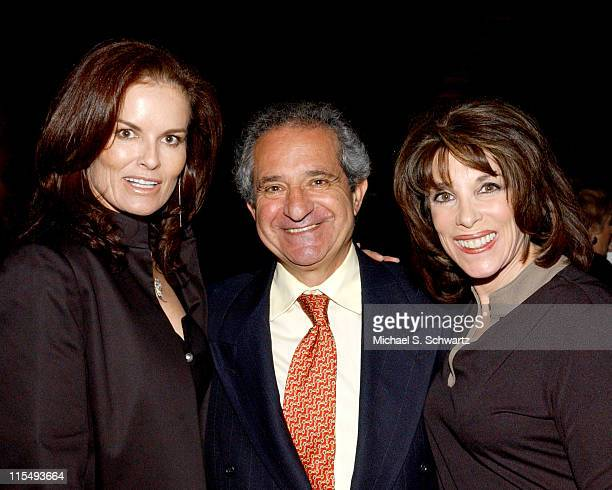Denise Brown Oscar Arslanian and Kate Linder during The 20th Annual Charlie Awards at The Hollywood Roosevelt Hotel in Hollywood California United...