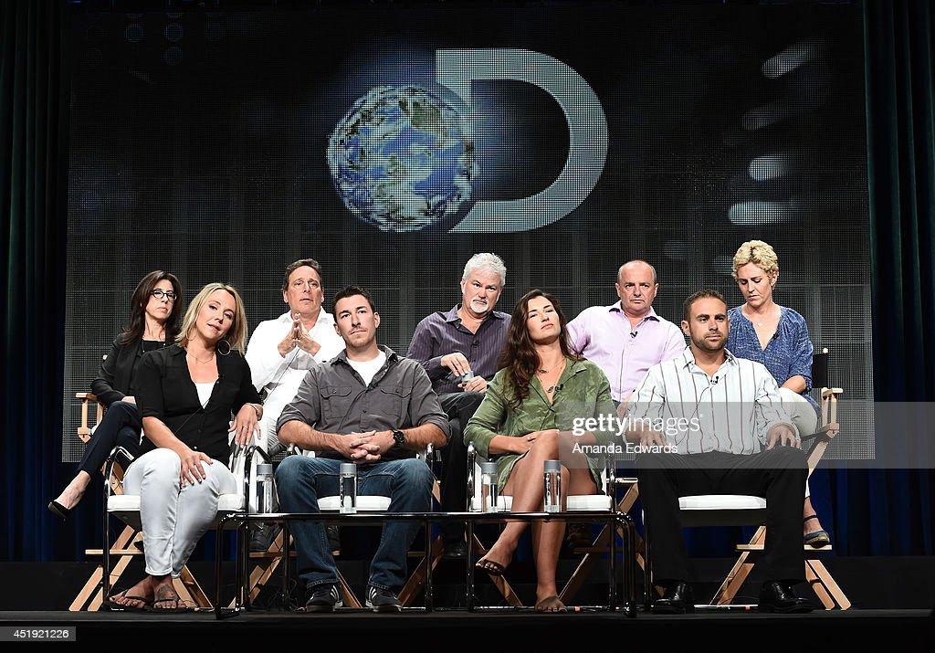 Discovery Summer TCA 2014 : News Photo