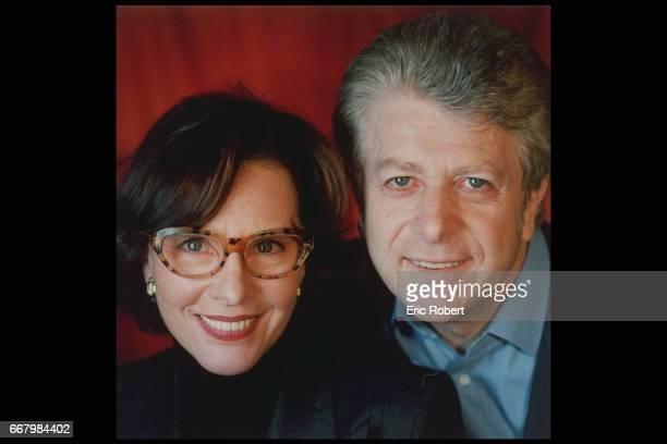 Denise Fabre and her husband Francis Vandenhende