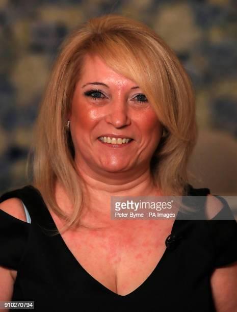 Denise Fergus the mother of murdered toddler James Bulger
