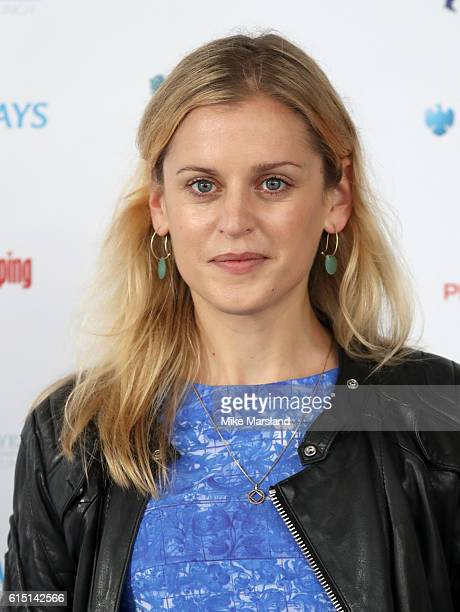 Denise Gough attends the Women of the Year Awards 2016 at InterContinental Park Lane Hotel on October 17 2016 in London England