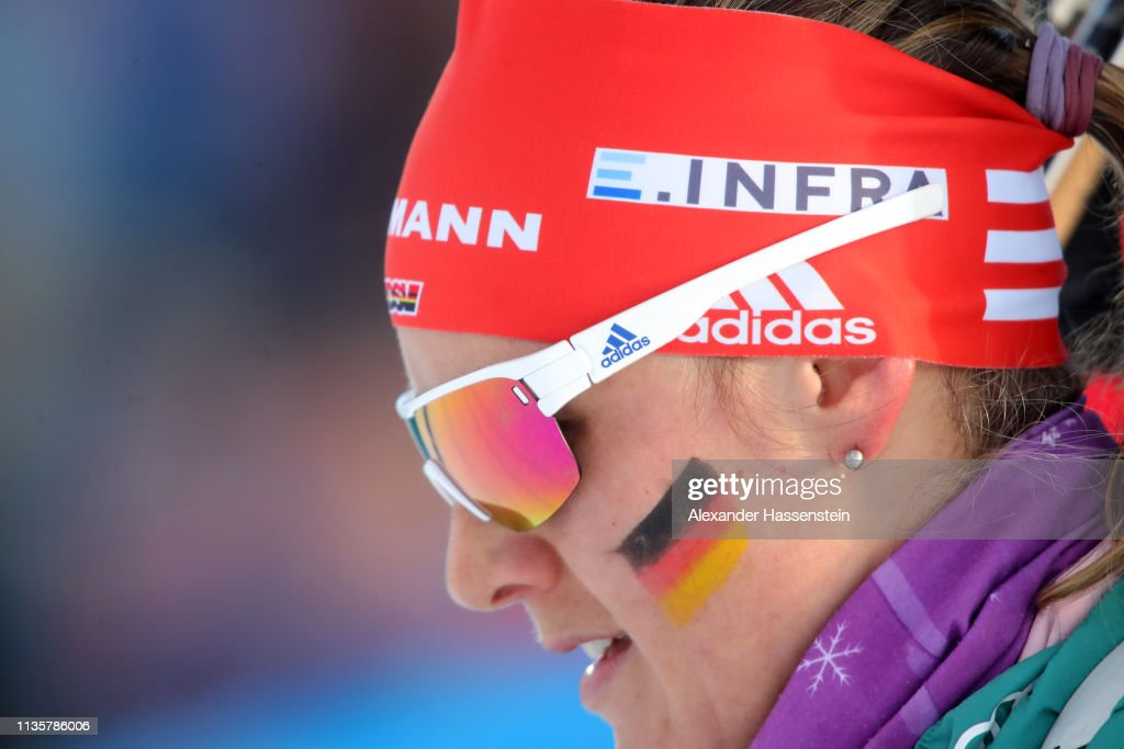 SWE: IBU Biathlon World Championships - Single Mixed Relay