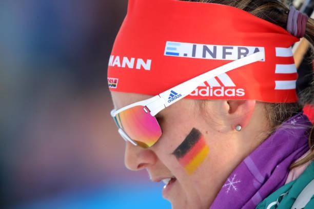 SWE: IBU Biathlon World Championships - Single Mixed Relay