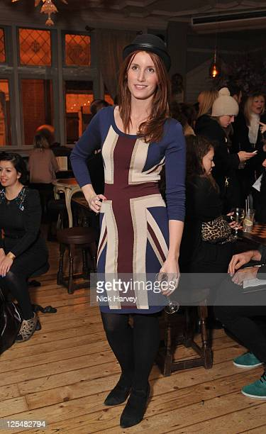 Denise Higgins attends the first anniversary of Alice By Temperley at Paradise by Way of Kensal Green on November 25 2010 in London England