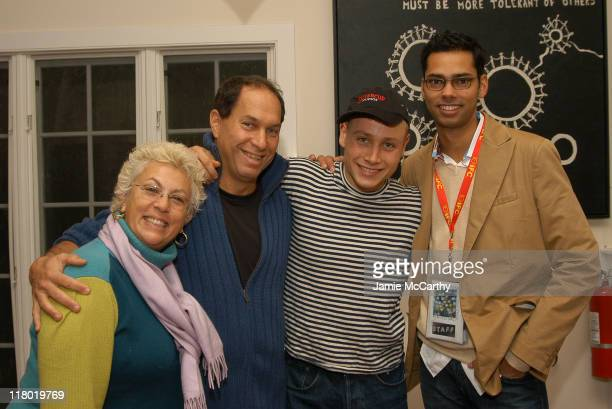 Denise KasellExecutive Director of the Hamptons International Film Festival Stuart Match Suna Chairman of Hamptons International Film Festival Max...