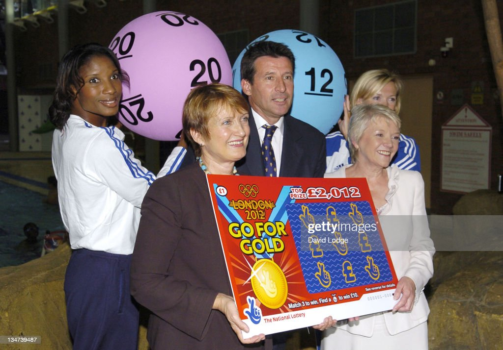 Olympic 2012 Game Launch - July 27, 2005