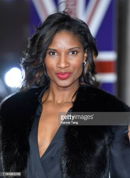 Denise Lewis attends the Pride Of Britain Awards 2019 at The Grosvenor House Hotel on October 28 2019 in London England