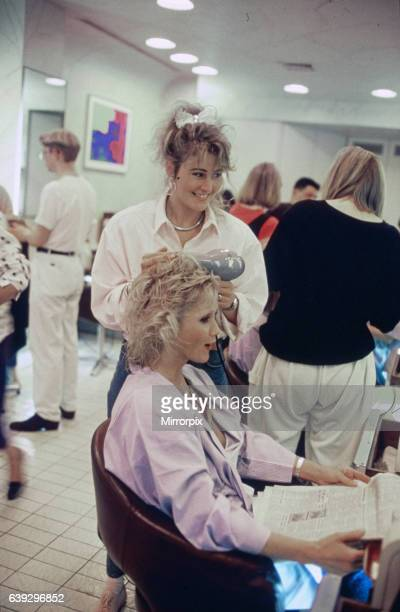 Denise McAdam Hairdresser 5th July 1986 In 1986 Denise's work came to the media attention when she styled the Duchess of York's hair for her wedding...