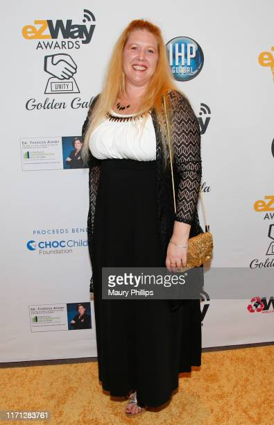 Denise Millett attends the eZWay Awards Golden Gala at Center Club Orange County on August 30 2019 in Costa Mesa California