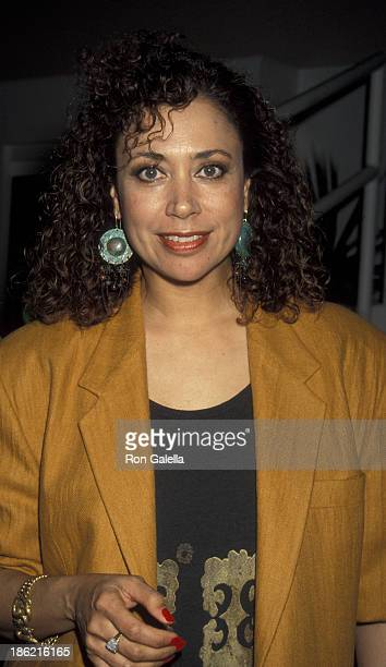 Denise Nicholas attends NAPTE Convention on January 26 1993 at the Moscone Convention Center in San Francisco California