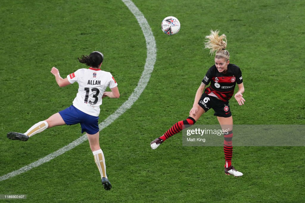 W-League Rd 2 - Western Sydney v Newcastle : News Photo