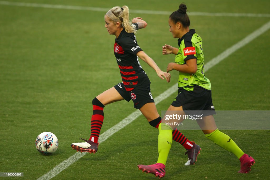 W-League Rd 7 - Canberra v Western Sydney : News Photo
