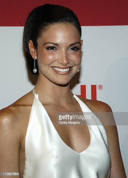 Denise Quinones Miss Universe 2001 during Donald Trump Drew Lachey and Carson Kressley Launch New Beauty Book 'The Miss Universe Guide to Beauty'...
