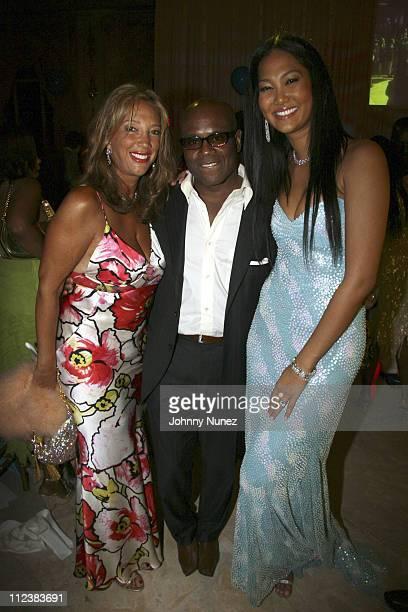 Denise Rich Antonio LA Reid and Kimora Lee Simmons