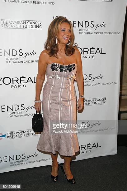 Denise Rich attends L'OREAL Legends Gala Benefiting The Ovarian Cancer Research Fund at The American Museum Of Natural History on November 8 2006