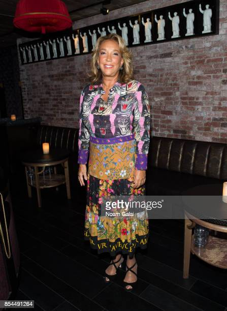 Denise Rich attends the Angel Ball 2017 launch party at TAO Downtown on September 26 2017 in New York City