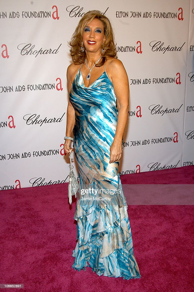 13th Annual Elton John AIDS Foundation Oscar Party Co-hosted by Chopard - Red