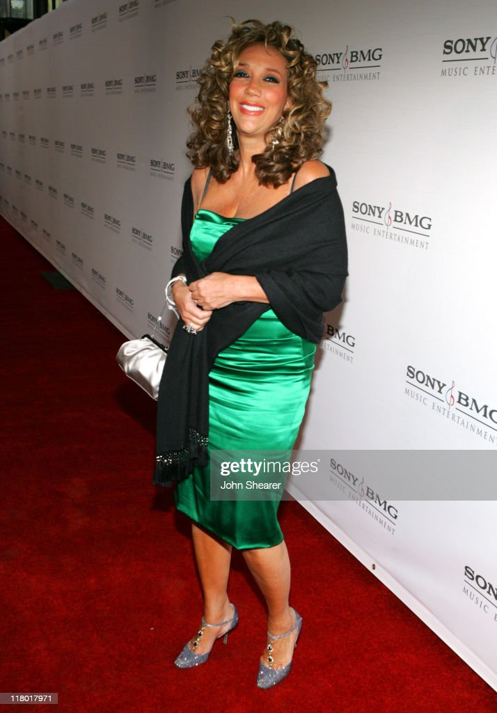 Denise Rich during 2006 Sony/BMG GRAMMY After Party - Red Carpet at Roosevelt Hotel in Hollywood, California, United States.