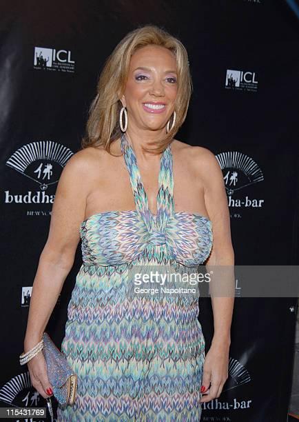 Denise Rich during Buddha Bar 1st Anniversary in New York City at Buddha Bar in New York New York United States