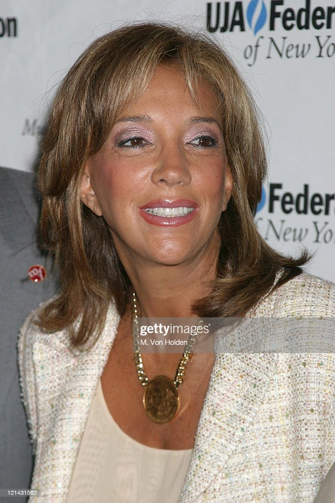 Denise Rich during UJA Federation of NY/Music for Youth Foundation fundraiser at Pierre Ballroom in New York, New York, United States.