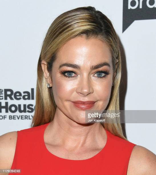 Denise Richards attends Bravo's Premiere Party For The Real Housewives Of Beverly Hills Season 9 And Mexican Dynastiesat Gracias Madre on February 12...