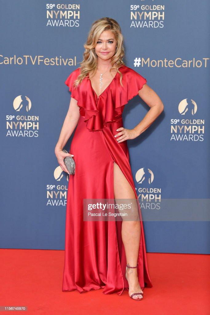 Closing Ceremony - 59th Monte Carlo TV Festival : News Photo