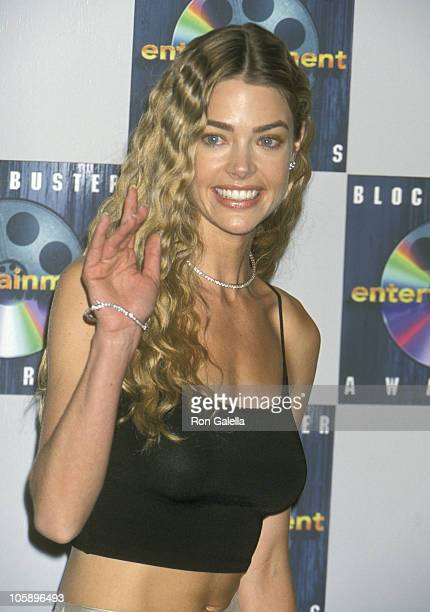 Denise Richards during 6th Annual Blockbuster Entertainment Awards at Shrine Auditorium in Los Angeles California United States