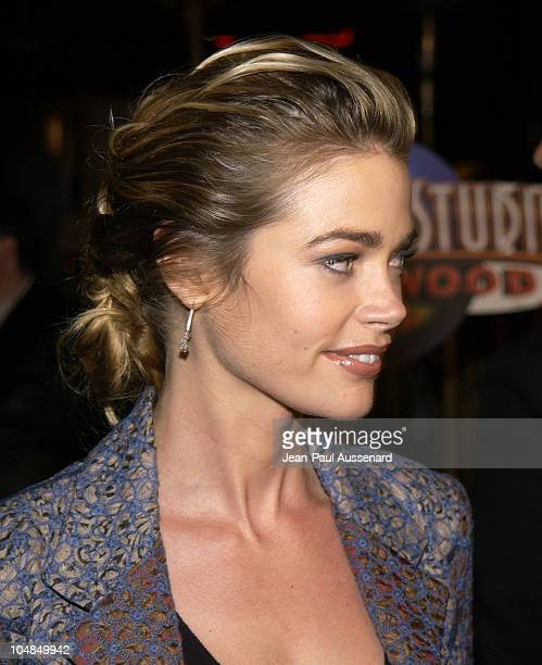 Denise Richards during 'Empire Premiere' Los Angeles at Universal Citywalk Cinemas in Universal City California United States
