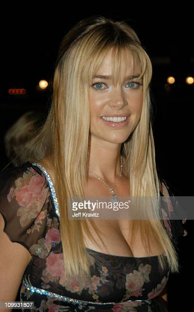 Denise Richards during Scary Movie 3 Los Angeles Premiere at AMC Theatres Avco Cinema in Westwood California United States