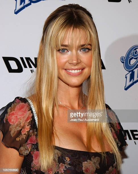Denise Richards during 'Scary Movie 3' Premiere Arrivals at AMC Theatres Avco Cinema in Westwood California United States