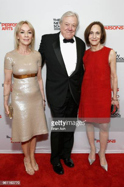 Denise Seegal Michael Donovan and Nancy Green attend the 70th Annual Parsons Benefit on May 21 2018 in New York City