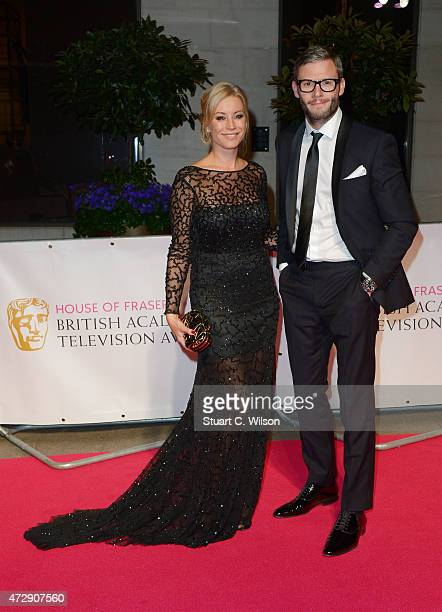Denise Van Outen attends the After Party dinner for the House of Fraser British Academy Television Awards at The Grosvenor House Hotel on May 10 2015...