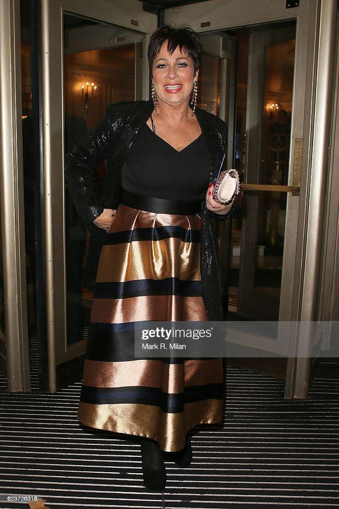 London Celebrity Sightings -  November 16, 2016