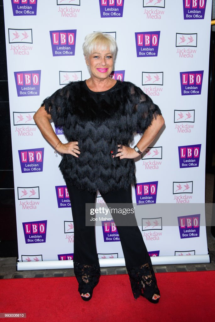 'Different For Girls' Screening - Arrivals