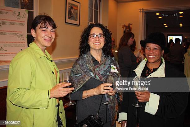 Denise Yob Jean Murachanian and Alison Parson who all live in Portland staff photo